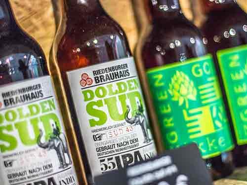 Dolden Sud Craft Beer