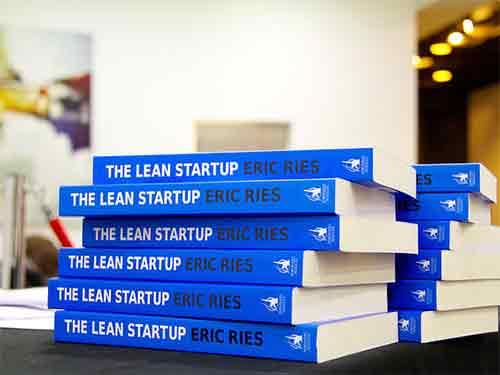 Buch Lean Startup
