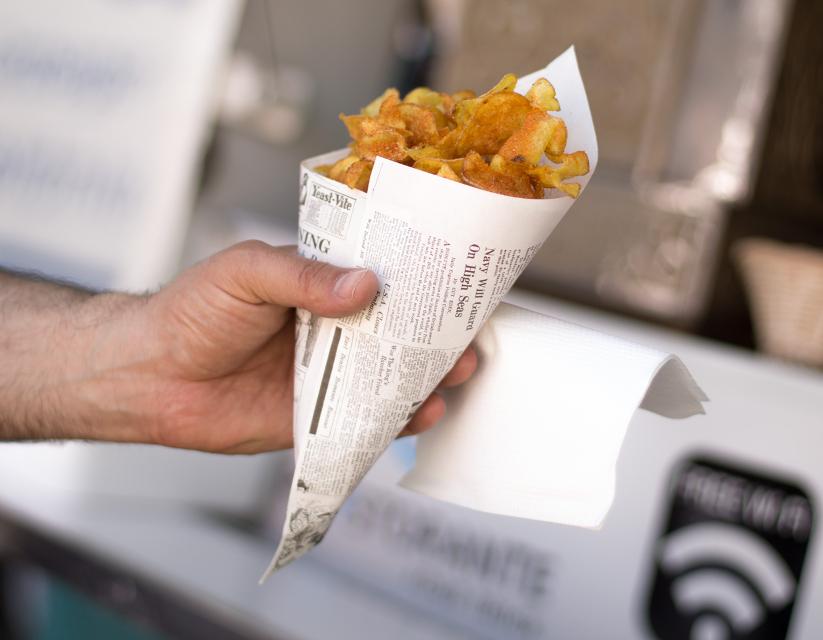 Rhystorante Chips