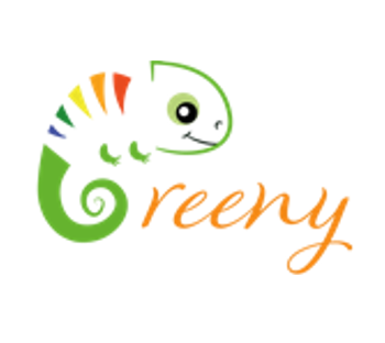 The Greeny Foodtruck Logo