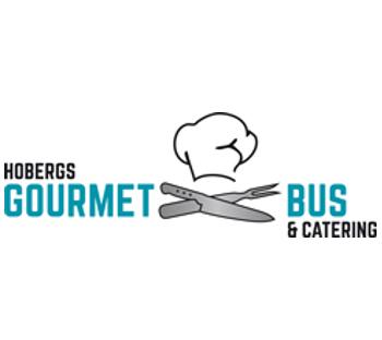 Hoberg's Gourmet Bus Logo