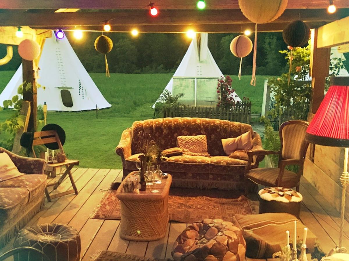 Foodtruck Event Location Sihlmatt Lounge