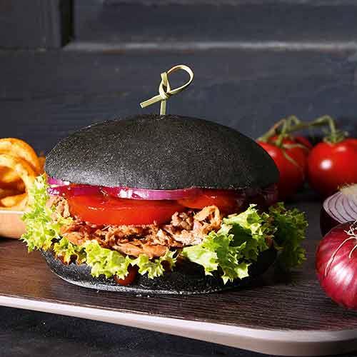 FF BLack Burger EDNA