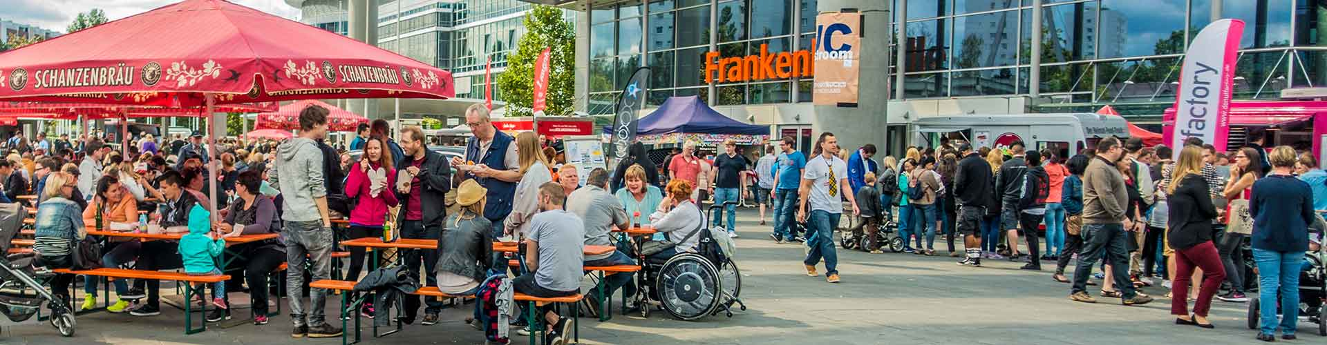 Foodtruck RoundUp Nürnberg