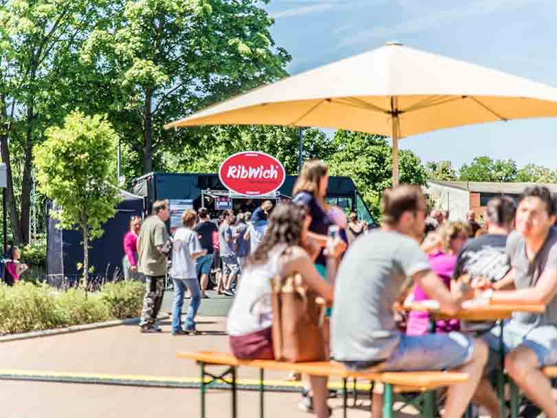 Foodtruck RoundUp in Bamberg
