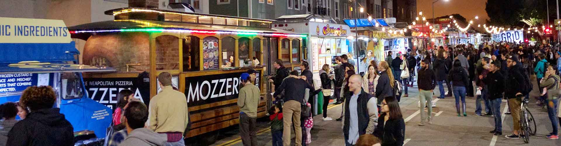 Foodtruck Event in Oakland