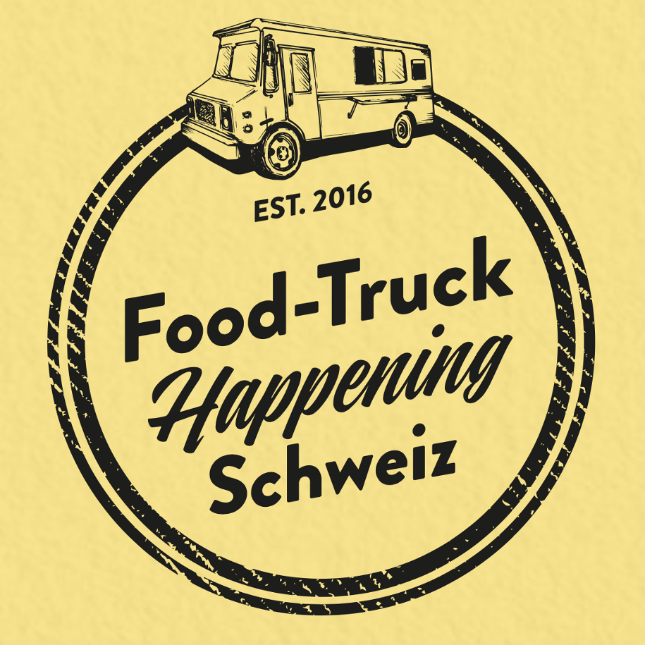 Logo Foodtruck Happening