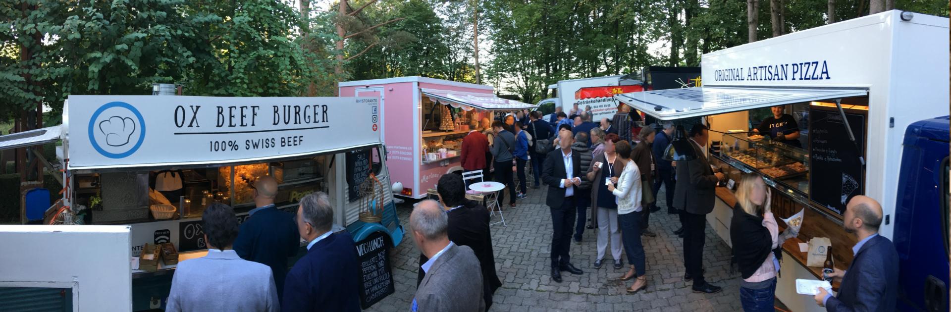 Foodtruck Schweiz Catering Szene