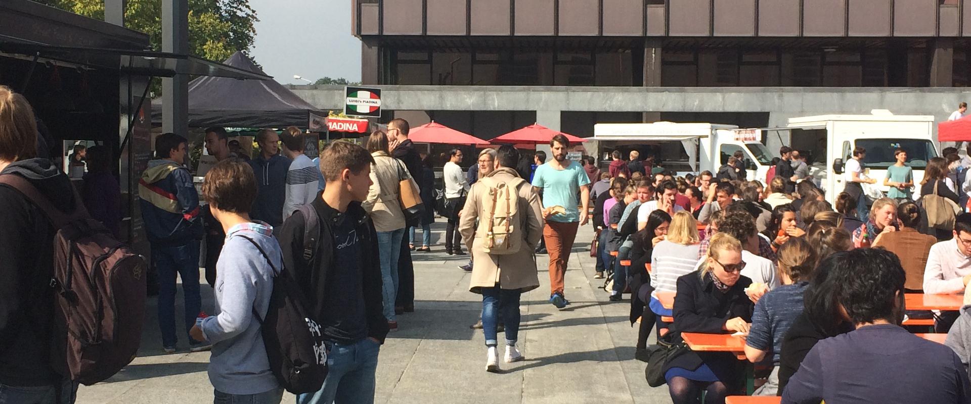Lunchmarket ETH Zürich