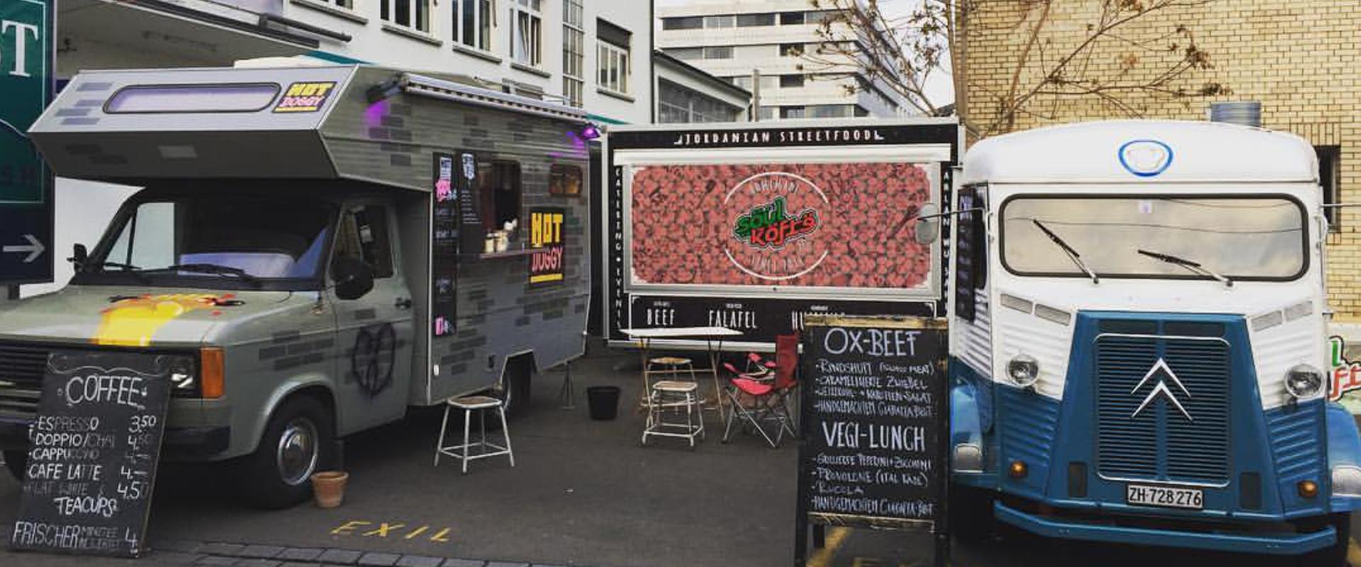 Food-Truck-Kooperation