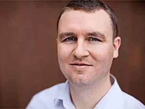 Portrait von Daniel Bendl