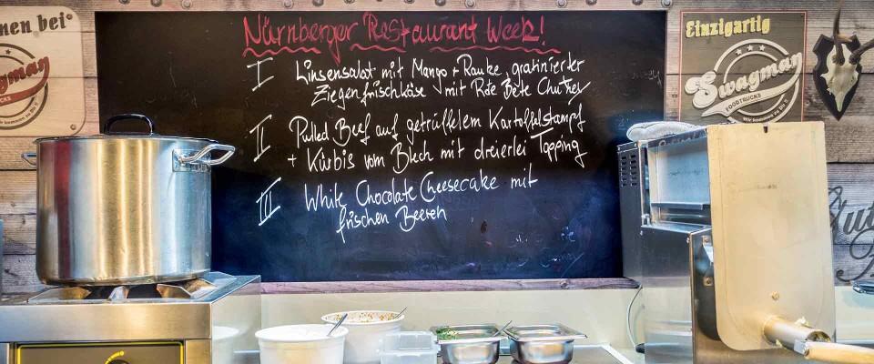 Foodtruck Swagman aus Bayreuth