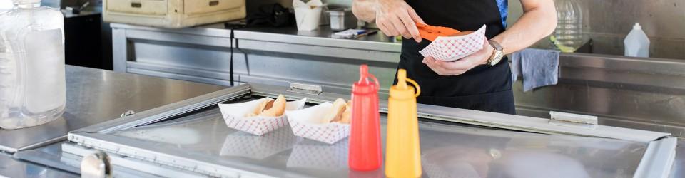 Foodtruck Verpackung und Hygiene