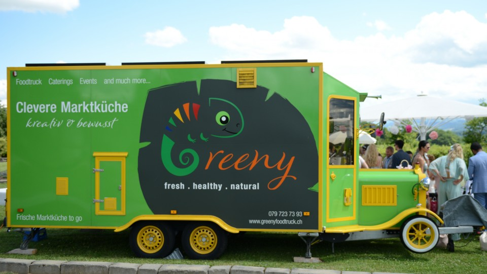 The Greeny Foodtruck Titelbild